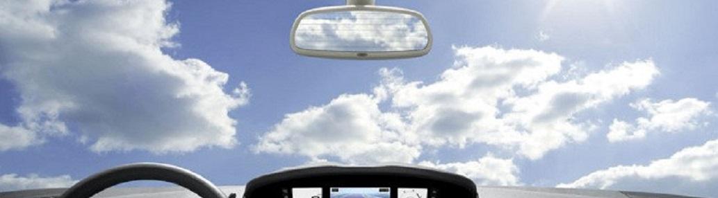 Repele el agua del parabrisas y protege el exterior e interior de tu coche con una capa protectora.